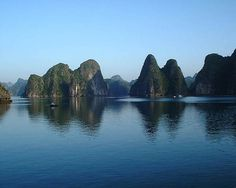 View Of Halong, Vietnam