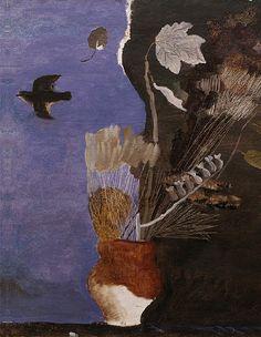 Дейнека. Сухие листья. 1933