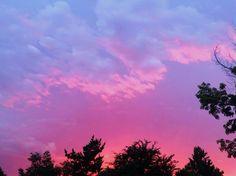 Sorbet sunsets