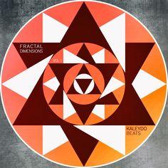 Fractal Dimensions Vol 1 [Kaleydo Beats – KLBLP009] » Minimal Freaks