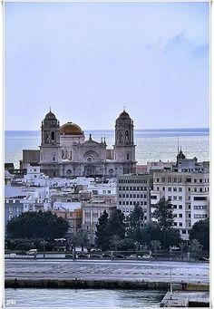 Bella imagen de Cádiz