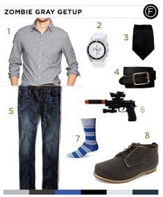 Elbise gibi Norman Reedus