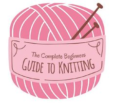 The Complete Beginners Guide to Knitting - The awesome folks over at Clippers Ireland put together this Complete Beginners Guide to Knitting infographic to help you get started. This guide covers choosing the right needles for your project, casting on, basic stitches, picking up stitches, and finishing off your work. And best of all, it's all in one handy, at-a-glance reference! Be sure to bookmark this page because