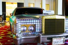 #Madonna´s limousine from the Music video