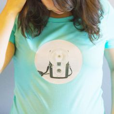 Put your very own Instagram photos onto your clothing! Works perfectly for t-shirts, onesies, tote bags, and more.