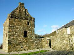 carsluith castle | 05.11.2005 14:03 Scotland, Carsluith Castle
