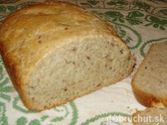 Chlieb z domácej pekárničky