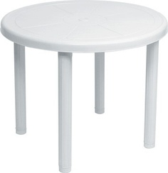 "601 ROUND TABLE  Table Top: 914.4 mm (Ø36"")  Size: 914.4 mm x 914.4 mm x 730 mm"