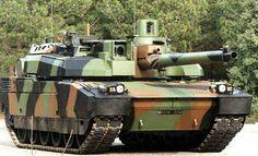 АМХ 56 Leclerc   MBT French Army