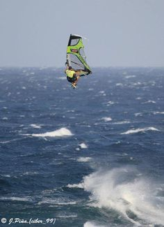 Good Jump...Windsurf