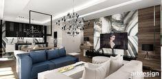 LOOK #33 | Apartament projekt wnętrz