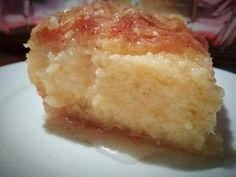 Επαγγελματική συνταγή… Γαλακτομπούρεκο! - Χρυσές Συνταγές Greek Desserts, Cheesecake, Dessert Recipes, Pudding, Sweets, Food, Tarts, Lemon, Kitchens