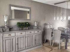 Restyling dressoir