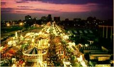 Mississippi State Fair. I love it. I love fairs in general but none are quite like the MS State Fair.