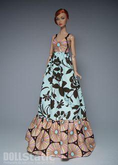 Amazing DOLLStatic Dresses