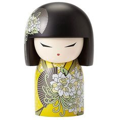 This is a Kimmidoll Sachi Joy Maxi Japanese Doll Figure. Kimmidoll's are fantastic collectible doll figures that are designed to represent traditional Japanese