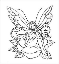 fairie design | Fairy Tattoo Images - Free Download Tattoo #7469 Fairy Tattoo Images ...