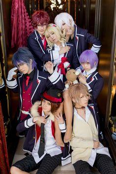 AKITO(アキト) Ayato Sakamaki Cosplay Photo - WorldCosplay