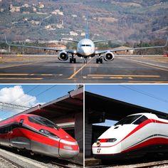 Claudio Ricci: presto in Consiglio Regionale la mozione sull'alta velocità in Umbria con il Tacito, da Terni, da trasformare in Freccia Rossa e la stazione ferroviaria all'aeroporto.