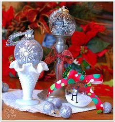 3 Handmade Christmas Ornaments
