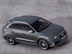 Audi RS Q3 2014.
