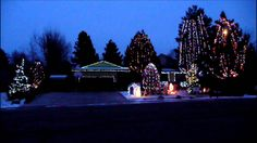 I Saw Three Ships by Jon Schmidt - Christmas Lights