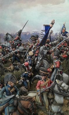 Scots Greys at Waterloo
