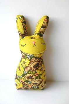 cute little bunny, photo from mintown.vn craft-fair facebook #bunny