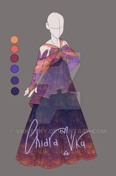 :: Adoptable Twilight Outfit: CLOSED :: by VioletKy.deviantart.com on @DeviantArt