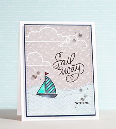 SSS July 2015 Card Kit   Sail Away With Me