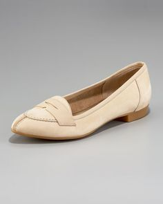 Rubber Sole Loafer - Neiman Marcus