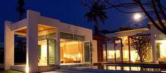 Beachfront villa at the Aleenta Phuket Resort & Spa