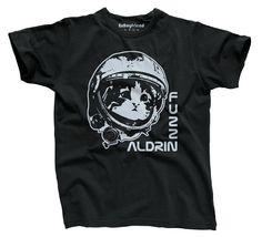 Fuzz Aldrin T-shirt