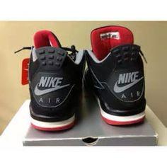 Air Jordan IV Bred Nike Air OG