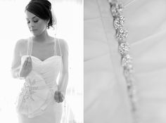 Stylish Winter Wedding in Chicago   Images by Jill Tiongco Photography   Via Modernly Wed   20