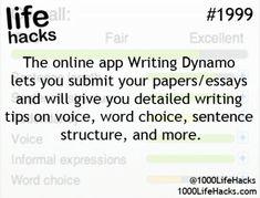 Writing Dynamo app