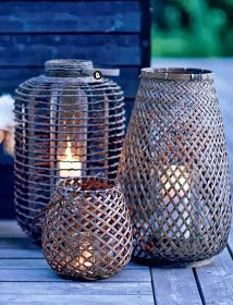 Interior vitamins by House Doctor: Lanterns with Femina.dk : Interior vitamins by House Doctor: Lanterns with Femina. Outdoor Light Fixtures, Outdoor Lighting, Outdoor Decor, Lighting Ideas, Outdoor Lantern, Patio Lanterns, Outdoor Candles, Metal Lanterns, Ceiling Lighting