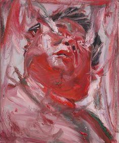 Yin Zhaoyang  Zhao Bang Oil on canvas 50×60cm 2009