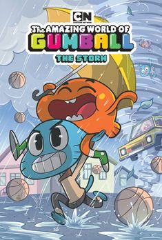 Buy The Amazing World of Gumball Original Graphic Novel: The Storm by Kiernan Sjursen-Lien, Lesley Atlansky, Shadia Amin and Read this Book on Kobo's Free Apps. Discover Kobo's Vast Collection of Ebooks and Audiobooks Today - Over 4 Million Titles! Cartoon Memes, Cartoon Shows, Cartoon Styles, Free Comics, Bd Comics, Good Cartoons, Disney Cartoons, Arte Do Hip Hop, Free Comic Books