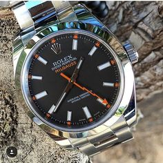 Way past just a tool watch: The Rolex Milgauss 116400. #rolexero #rolex #rolexmilgauss credit @ibrid2 #mondani #menstyle #mensfashion #memesdaily #mensaccessories #mensfashionpost #menwithclass #watchgame #watchfam #bobswatches #luxurywatch #luxuryfashion