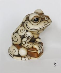 ♔ 'Phileas Frogg'~ by John Biccard