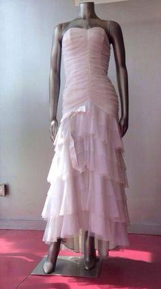 Vestido jessica mcclintock vintage