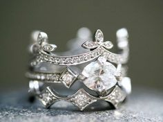 Crown Ring, good princess alternative ring that theme fits without being exact to one princess