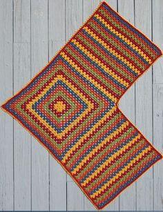 Crochet Patterns Hat Easy Granny Shawl & Ruana & Treble Crochet Hat pattern - -Mainly . Crochet Poncho Patterns, Crochet Shawls And Wraps, Crochet Jacket, Crochet Cardigan, Knitted Shawls, Crochet Scarves, Crochet Clothes, Poncho Sweater, Dress Patterns