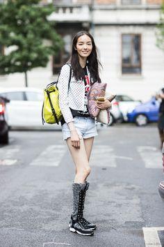 Fei Fei Sun | street style, fashion and photography by sandra semburg. all images copyright ©sandrasemburg