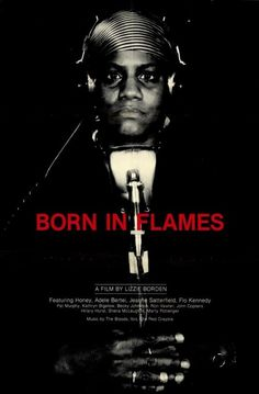 Born in Flames poster