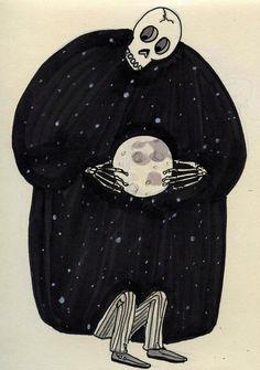 Halloween Night by Meridth Gimbel