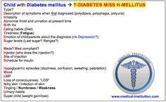 Child with Diabetes Mellitus Mnemonic - USMLE Step 2 CS Mnemonic