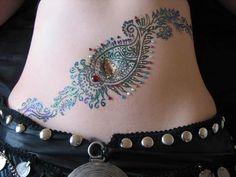Henna Tattoo Zurich : Ankle tattoo for eid henna hennatattoo cuff