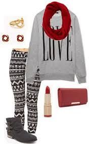 cute winter outfits for school - Google Search